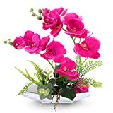 Migliori Composizioni Di Fiori Finti Con Orchidee – Guida all'acquisto