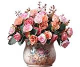Migliori Fiori Finti Rosa – Quale Comprare